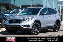 2016 Honda CR-V LX FWD MAGS BAS KM