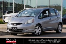 2009 Honda Fit DX-A AC AUTO