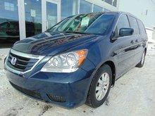 2010 Honda Odyssey EX-L W/RES CUIR DVD BAS KM