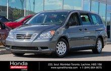 2010 Honda Odyssey DX 7 PLACES PROPRE