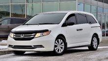 2015 Honda Odyssey SE 8 PASS BAS KM