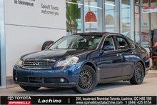 2007 Infiniti M35 Luxury