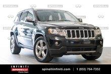 2011 Jeep Grand Cherokee OVERLAND 4x4 -- CUIR # TOIT # GPS --