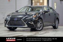 2016 Lexus ES 300h HYBRIDE EXECUTIF; CUIR TOIT PANO GPS AUDIO LSS+