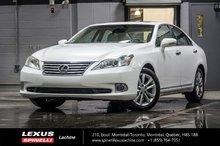 2010 Lexus ES 350 CUIR TOIT SIEGES CHAUFFANT
