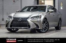 2019 Lexus GS 350 F SPORT II AWD; CUIR TOIT GPS AUDIO LSS+