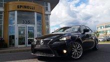 2014 Lexus IS 250 LUXURY PKG
