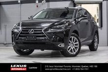 2015 Lexus NX 200t LUXE AWD; CUIR TOIT GPS