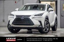 2018 Lexus NX 300h HYBRIDE EXECUTIF AWD; CUIR TOIT GPS LSS+