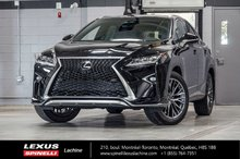 2017 Lexus RX 350 F SPORT III AWD; CUIR TOIT PANO GPS AUDIO LSS+