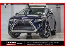 2019 Lexus RX 450h HYBRID EXECUTIF AWD; CUIR TOIT/CAMERA PANO GPS LSS