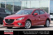 2014 Mazda Mazda3 GT-SKY BLUETOOTH GS