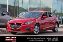 2015 Mazda Mazda3 GS SPORT 6 SPEED BLUETOOTH