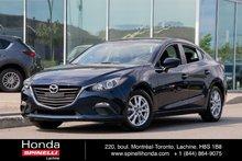2015 Mazda Mazda3 GS AUTO TRÈS BAS KM