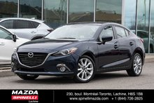 2015 Mazda Mazda3 GT AUTO CUIR GPS