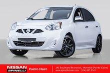 2016 Nissan Micra SV KROM