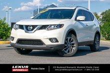 Nissan Rogue **SL AWD** 2015