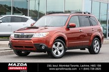 2010 Subaru Forester LIMITED XT