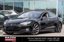 2013 Tesla Model S P85+ 450-500 KM RANGE
