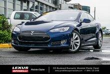 2016 Tesla Model S 90D GPS PREMIUM-WINTER-SUSPENSION PACKAGE.