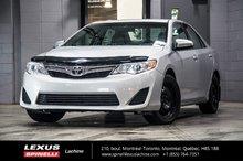 2012 Toyota Camry LE; GPS A/C BLUETOOTH GRP. ELECTRIQUE