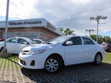Toyota Corolla C PKG $2000 DE RABAIS!!!! 2012
