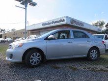 Toyota Corolla B PKG 2013