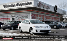 2013 Toyota Corolla *******D PKG