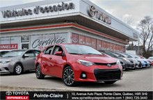 2014 Toyota Corolla *****S PKG TOIT CUIR MAGS!!!!!