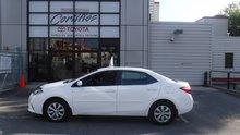 Toyota Corolla LE BACK UP CAMERA 2015