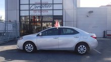 Toyota Corolla CE VEHICULE CERTIFIE TOYOTA 2015