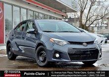 2015 Toyota Corolla *****(S PKG MAGS TOIT!!!!