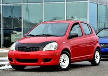 2005 Toyota Echo LE 5 PORTES 8 PNEUS TEL QUEL