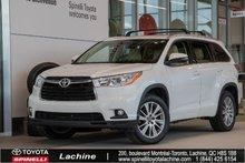 2016 Toyota Highlander XLE - AWD