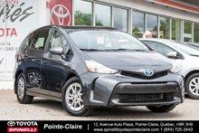 2016 Toyota Prius v HYBRID