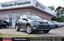 2014 Toyota RAV4 XLE AWD GPS TOIT MAGS!!!!!