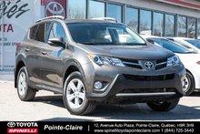2014 Toyota RAV4 XLE AWD GPS