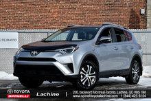 2016 Toyota RAV4 LE+FWD+BAS KM