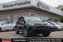 2017 Toyota RAV4 LE AWD CAM DE RECULE!!!!