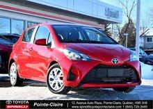 2018 Toyota Yaris Hatchback *****HB DEMARREUR A DISTANCE!!!!