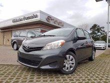 Toyota Yaris LE PKG 2012