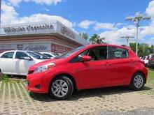 2013 Toyota Yaris *****LE $2100 DE RABAIS!!!!
