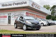 2014 Toyota Yaris TRES BAS KM!!!!