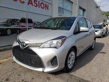 2015 Toyota Yaris HB