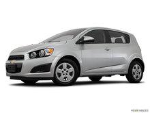 2016 Chevrolet Sonic Hatchback LS   Photo 30