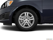 2016 Chevrolet Sonic Hatchback LT   Photo 4