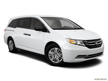 2016 Honda Odyssey LX | Photo 53