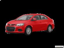 2017 Chevrolet Sonic LT