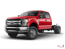 2017 Ford Chassis Cab F-350 XLT | Photo 1