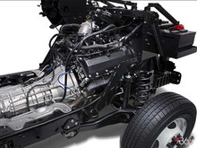 2017 Ford Stripped Chassis E-350 DRW   Photo 6